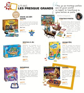 Catalogue Fnac Noël 2017 page 84