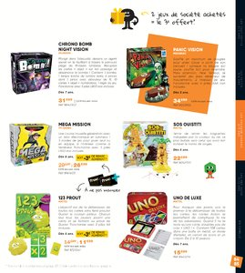 Catalogue Fnac Noël 2017 page 85
