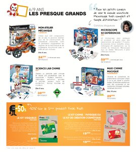 Catalogue Fnac Noël 2017 page 86