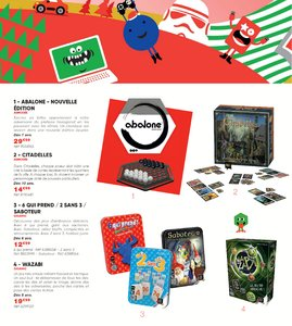 Catalogue Fnac Noël 2017 page 88