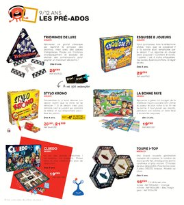 Catalogue Fnac Noël 2017 page 90