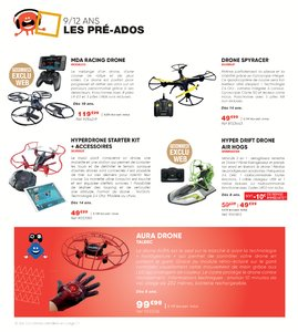 Catalogue Fnac Noël 2017 page 92