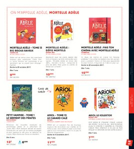 Catalogue Fnac Noël 2017 page 97