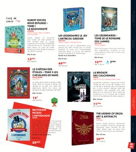 Catalogue Fnac Noël 2017 page 99