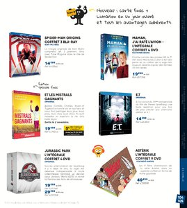Catalogue Fnac Noël 2017 page 105