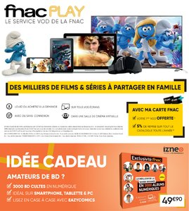 Catalogue Fnac Noël 2017 page 114