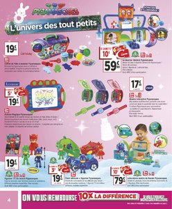 Catalogue Géant Casino Noël 2018 page 4