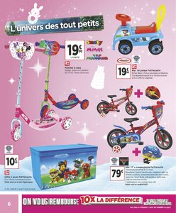 Catalogue Géant Casino Noël 2018 page 6