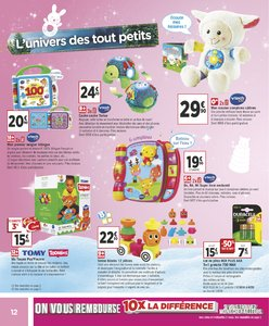 Catalogue Géant Casino Noël 2018 page 12