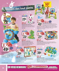 Catalogue Géant Casino Noël 2018 page 14