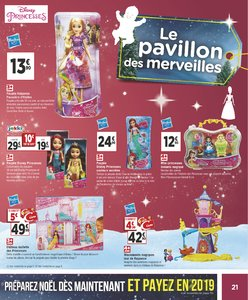 Catalogue Géant Casino Noël 2018 page 21