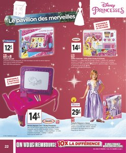 Catalogue Géant Casino Noël 2018 page 22