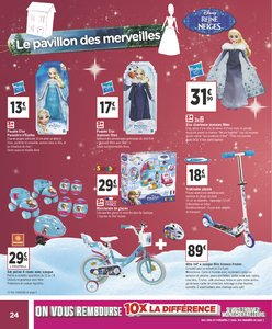 Catalogue Géant Casino Noël 2018 page 24