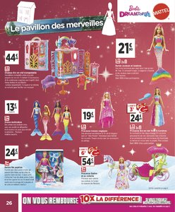 Catalogue Géant Casino Noël 2018 page 26