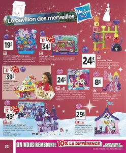 Catalogue Géant Casino Noël 2018 page 32
