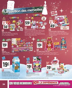 Catalogue Géant Casino Noël 2018 page 34