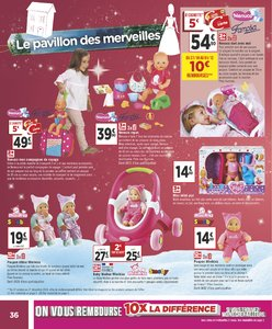 Catalogue Géant Casino Noël 2018 page 36