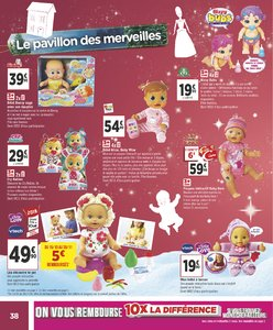Catalogue Géant Casino Noël 2018 page 38