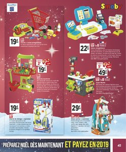 Catalogue Géant Casino Noël 2018 page 41