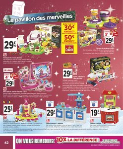Catalogue Géant Casino Noël 2018 page 42