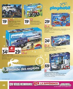 Catalogue Géant Casino Noël 2018 page 46