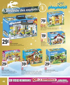 Catalogue Géant Casino Noël 2018 page 48