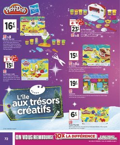 Catalogue Géant Casino Noël 2018 page 72