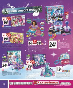Catalogue Géant Casino Noël 2018 page 76