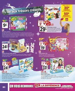 Catalogue Géant Casino Noël 2018 page 80