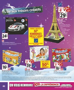 Catalogue Géant Casino Noël 2018 page 82
