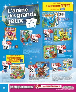 Catalogue Géant Casino Noël 2018 page 86
