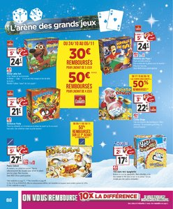 Catalogue Géant Casino Noël 2018 page 88