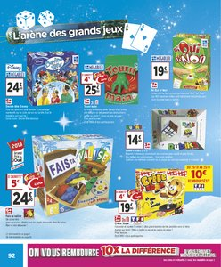 Catalogue Géant Casino Noël 2018 page 92