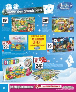 Catalogue Géant Casino Noël 2018 page 96