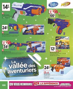 Catalogue Géant Casino Noël 2018 page 100
