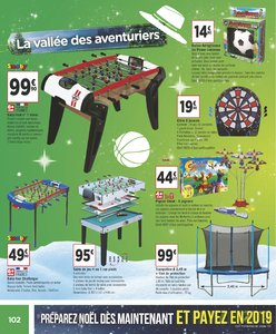 Catalogue Géant Casino Noël 2018 page 102