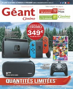 Catalogue Géant Casino Noël 2018 page 120