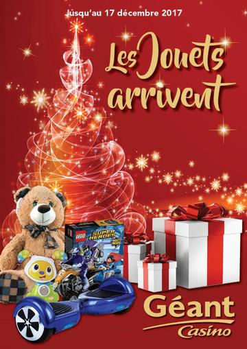 Catalogue Géant Casino Guadeloupe Noël 2017
