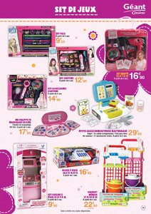 Catalogue Géant Casino Martinique Noël 2017 page 11
