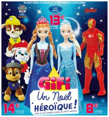 Catalogue Gifi Noël 2016