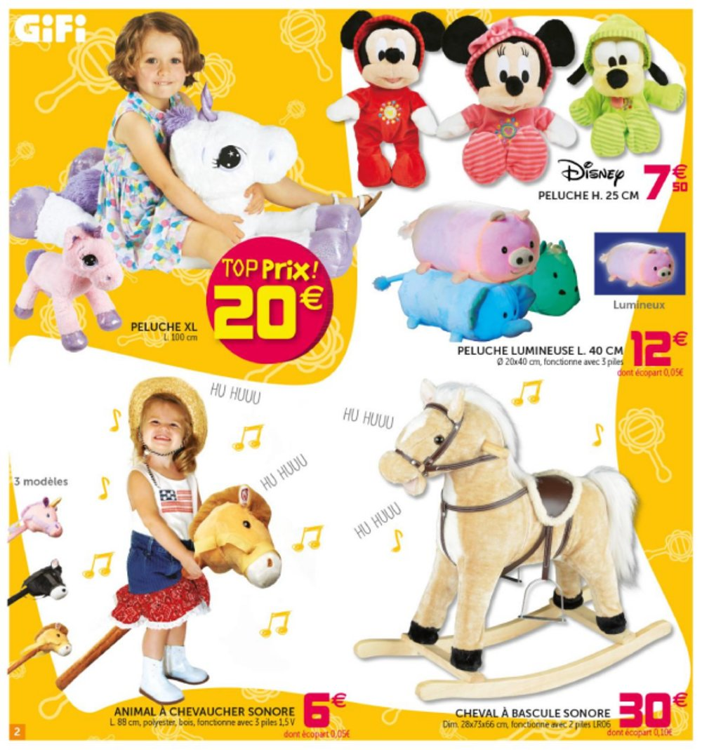 Catalogue Gifi Noël 2016 | Catalogue de jouets