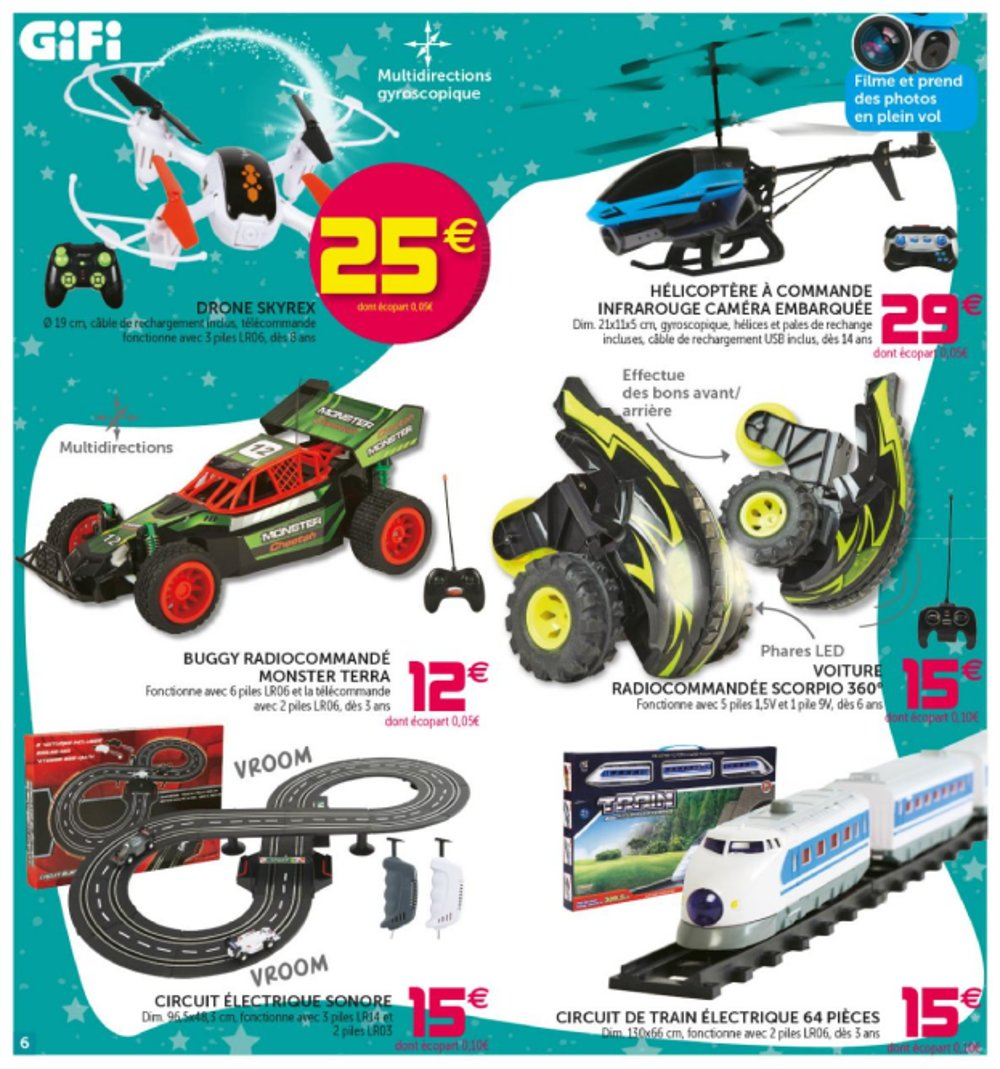 Catalogue Gifi Noël 2016 Catalogue De Jouets