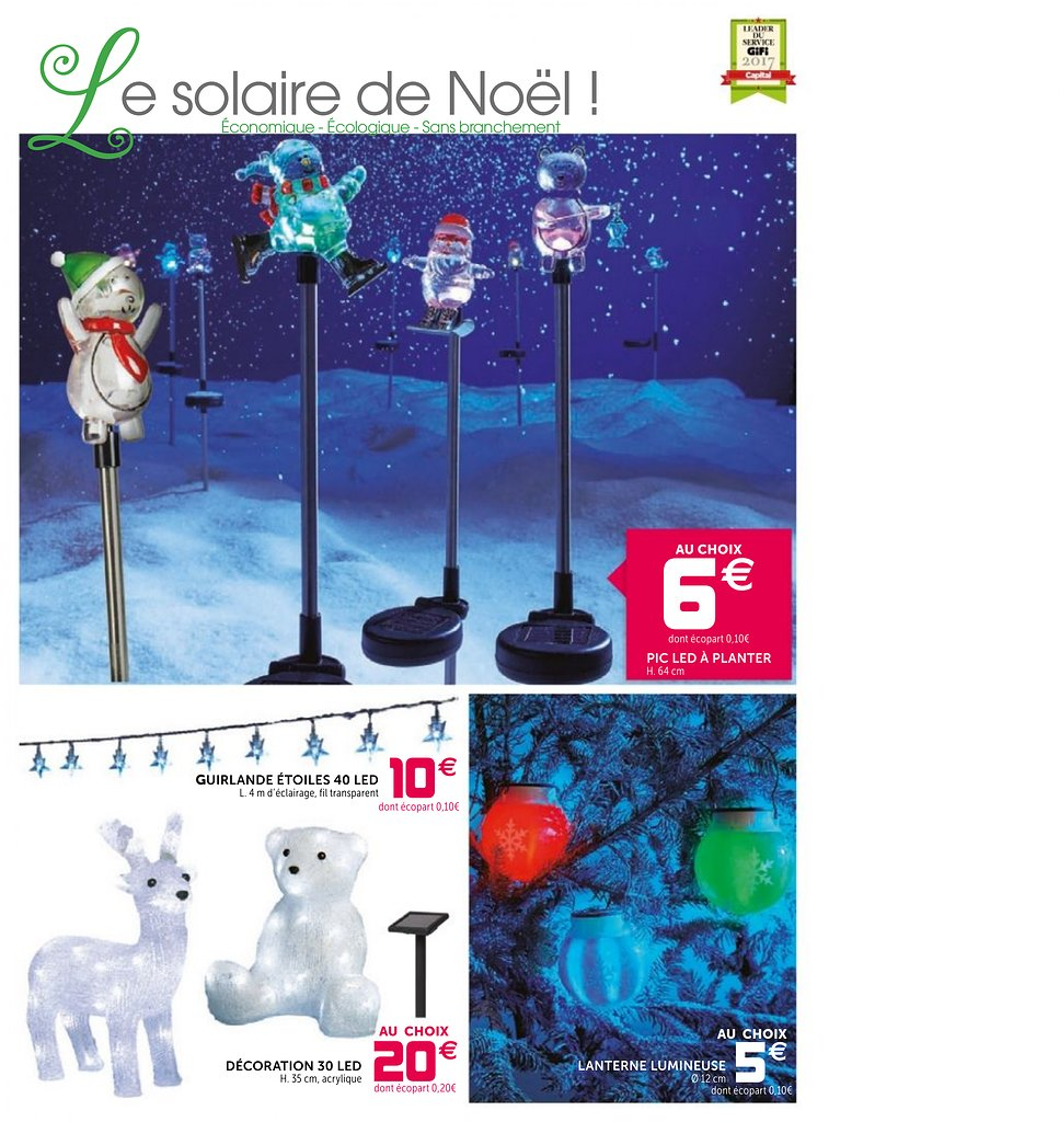 Catalogue Gifi Noel 2017 Catalogue De Jouets