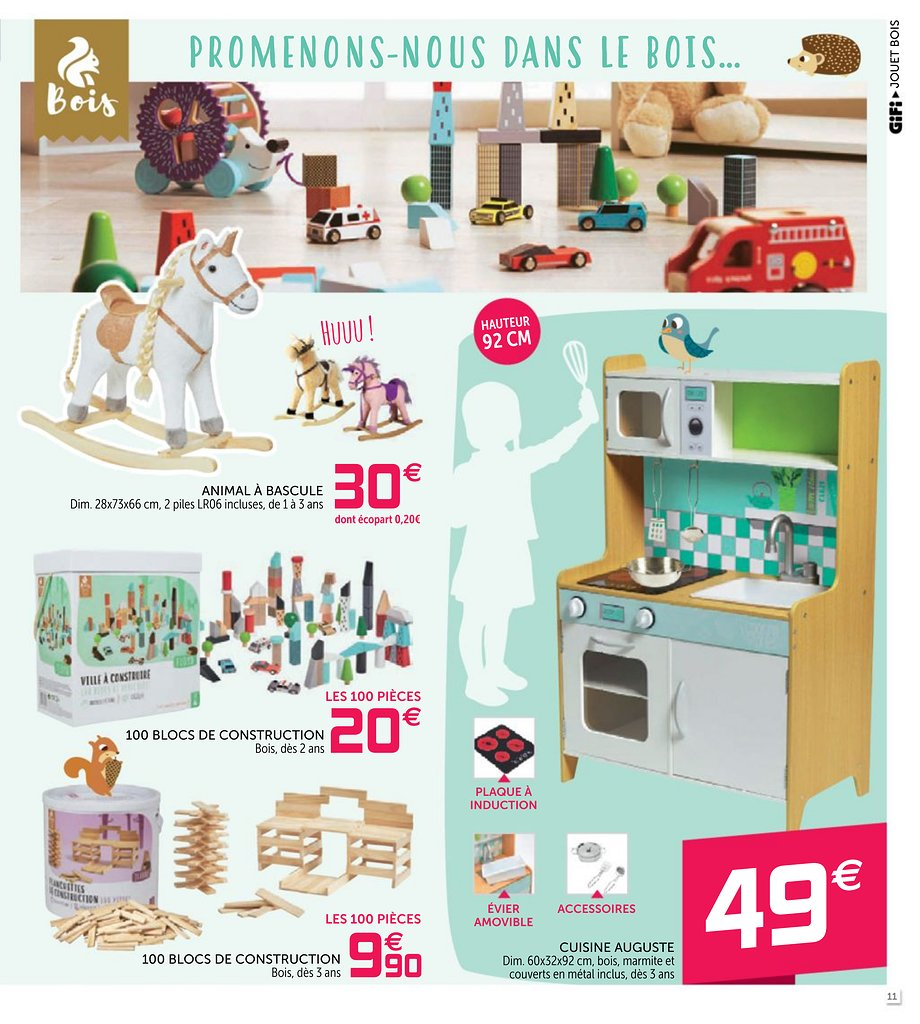 Catalogue Gifi Noël 2018 Catalogue De Jouets