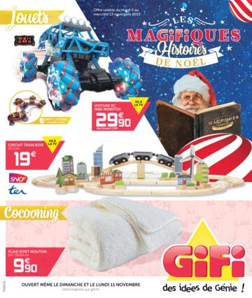 Catalogue GiFi Noël 2019