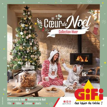 Catalogue GiFi Noël 2020