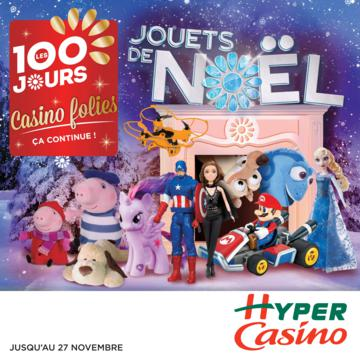 Catalogue Hyper Casino Noël 2016