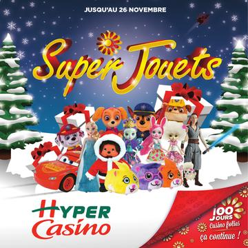 Catalogue Hyper Casino Noël 2017