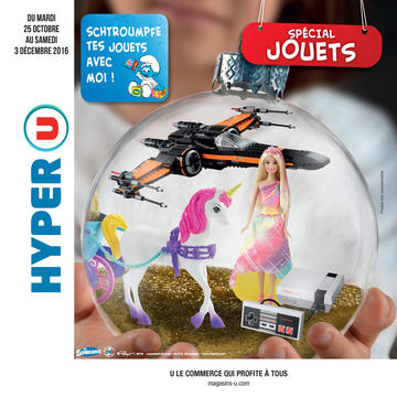 Catalogue Hyper U Noël 2016