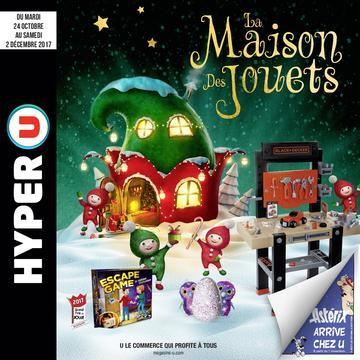 Catalogue Hyper U Noël 2017